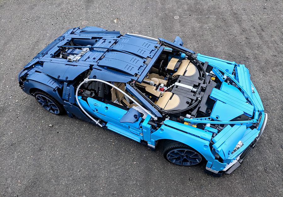 42083: Bugatti Chiron Technic Set Review   BricksFanz