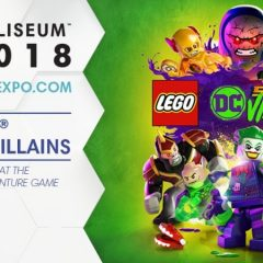 LEGO DC Super-Villains At E3