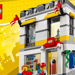 New Microscale LEGO Brand Store Set Now Available