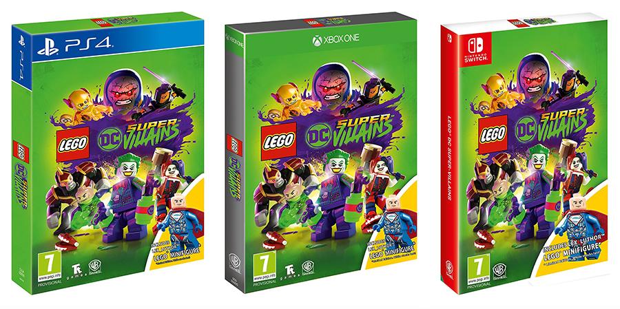 lego dc super villains deluxe edition ps4 uk