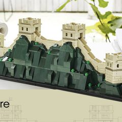 Expand The LEGO Architecture Great Wall Of China