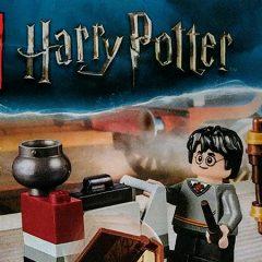 LEGO Harry Potter Polybag Arrives At Hamleys