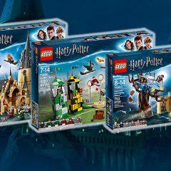 LEGO Harry Potter Sets & Minifigures Out Now