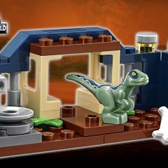Free LEGO Jurassic World Polybag At Smyths Toys