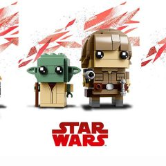 New LEGO Star Wars BrickHeadz Revealed