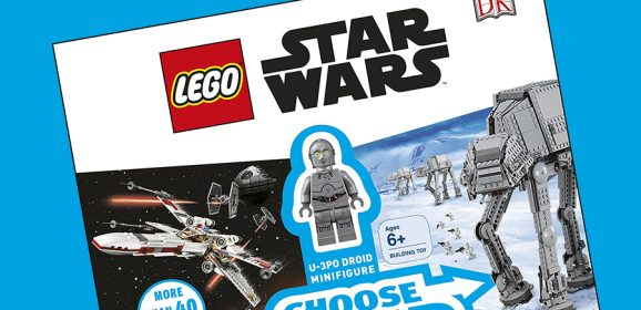 LEGO Star Wars Choose Your Path Book Review
