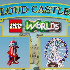New Content Arrives In LEGO Worlds