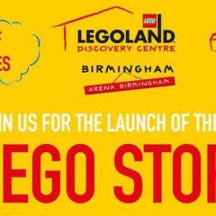 Birmingham LEGOLAND Store Opening Soon