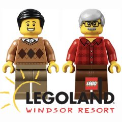 Clever Dads Could Go Free To LEGOLAND On Father's Day
