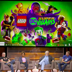 First Look At LEGO DC Super-Villains Hub-world