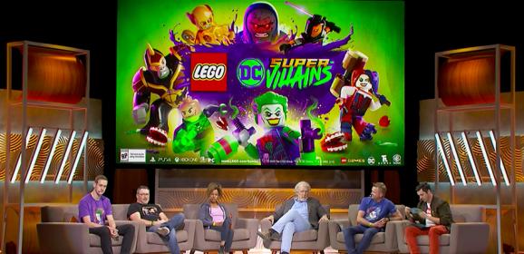 First Look At LEGO DC Super-Villains Hub-world