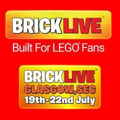 Get Creative & Win VIP Tickets To BRICKLIVE