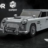 LEGO Creator 007 Aston Martin Now Available