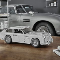 LEGO Creator Aston Martin DB5 Designer Video