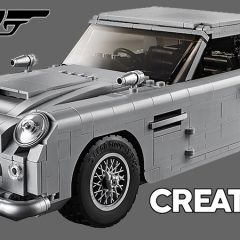 Introducing The LEGO Creator Expert Aston Martin DB5
