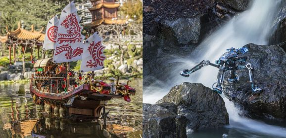 Click & Snap: LEGO NINJAGO In The Wild