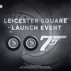 007 Event At LEGO Store Leicester Square Tomorrow