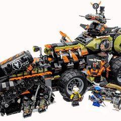 70654: Dieselnaut LEGO NINJAGO Set Review