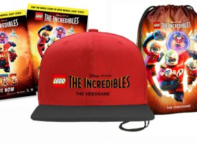 Free LEGO The Incredibles Goodies Offer