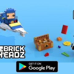LEGO BrickHeadz Journey Into Augmented Reality