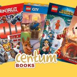 Introducing New LEGO Titles By Centum Books