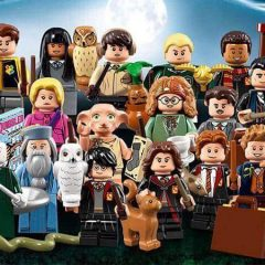 LEGO Harry Potter Minifigures Now Available At WHSmith
