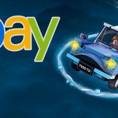 LEGO Harry Potter Casts A Spell On eBay
