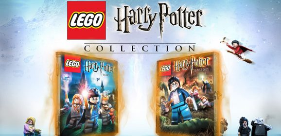 LEGO Harry Potter Collection Coming To Switch & Xbox