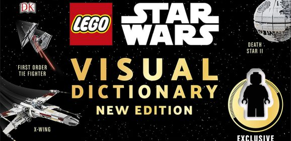 New LEGO Star Wars Book Minifigure Revealed