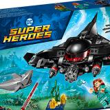 New Aquaman DC Super Heroes Set Revealed