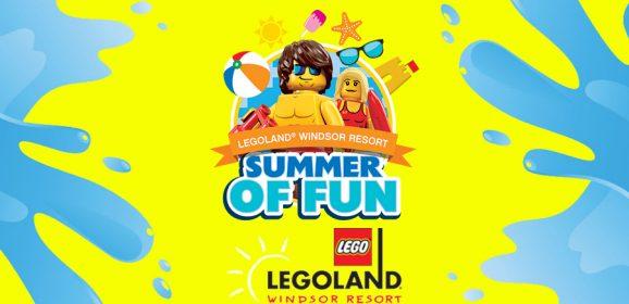 Savings On Summer Trips To LEGOLAND Windsor