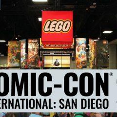 LEGO At San Diego Comic-Con 2018