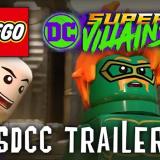 LEGO DC Super-Villains Comic-Con Trailer