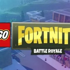 Fortnite Battle Royale Reimagined With LEGO
