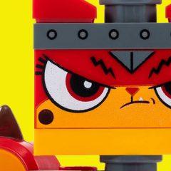 Comic-Con Exclusive LEGO Movie 2 Unikitty Revealed