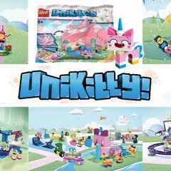 Free LEGO Unikitty! Castle Room Set Now Available