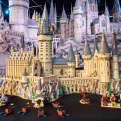 LEGO Harry Potter Mircoscale Hogwarts Castle Revealed