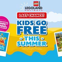 Kids Go Free On Short-Breaks At LEGOLAND Windsor