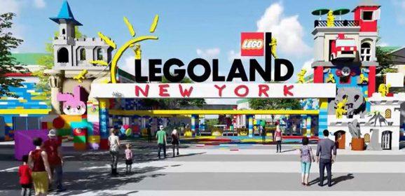 LEGOLAND New York Reveals Themed Lands