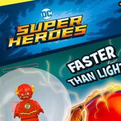 LEGO DC Super Heroes Minifigure & Activity Book Review