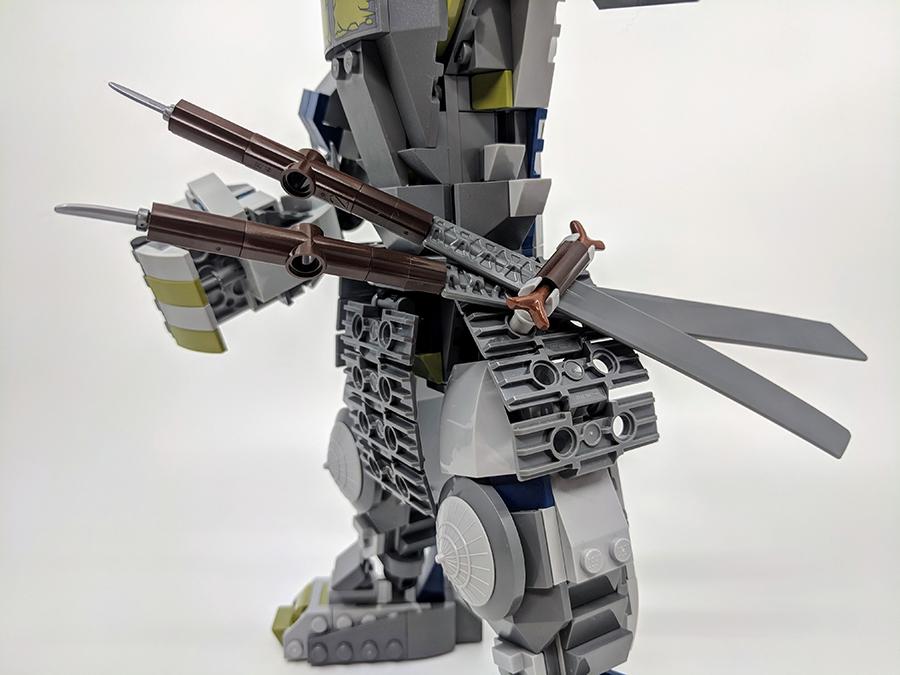 70658: Oni Titan LEGO NINJAGO Set Review   BricksFanz