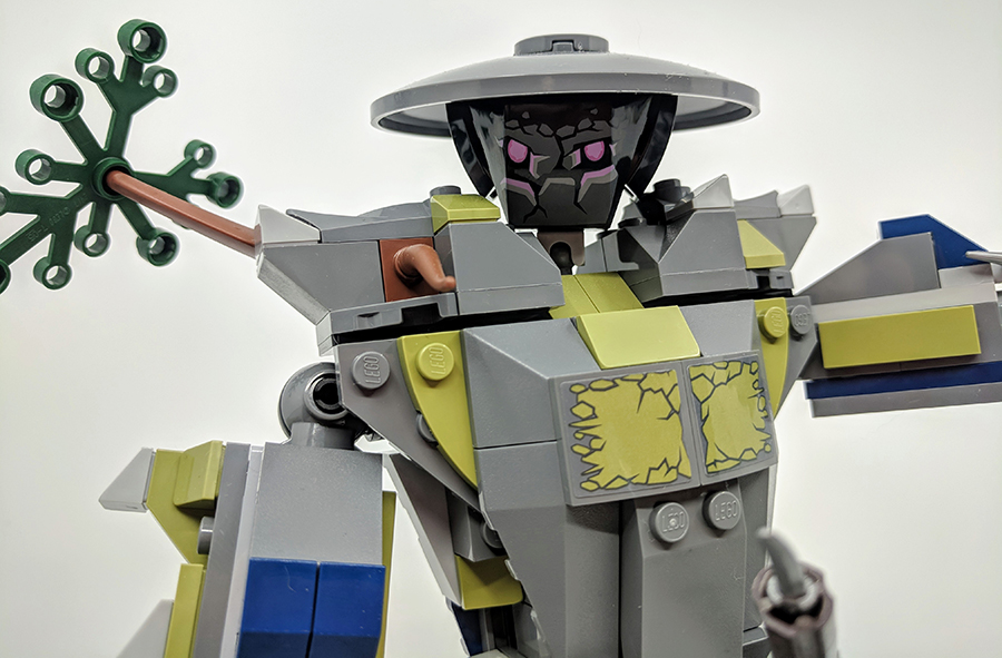 70658 Oni Titan Lego Ninjago Set Review Bricksfanz