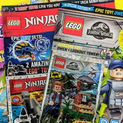 LEGO Magazines Summer Round-up