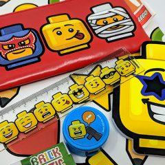 Funky New LEGO Emoji Stationery Range Released