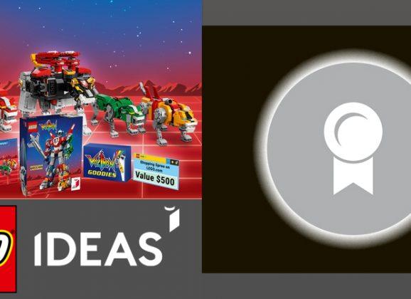 LEGO Ideas Contests: Imaginative Voltron Scenes