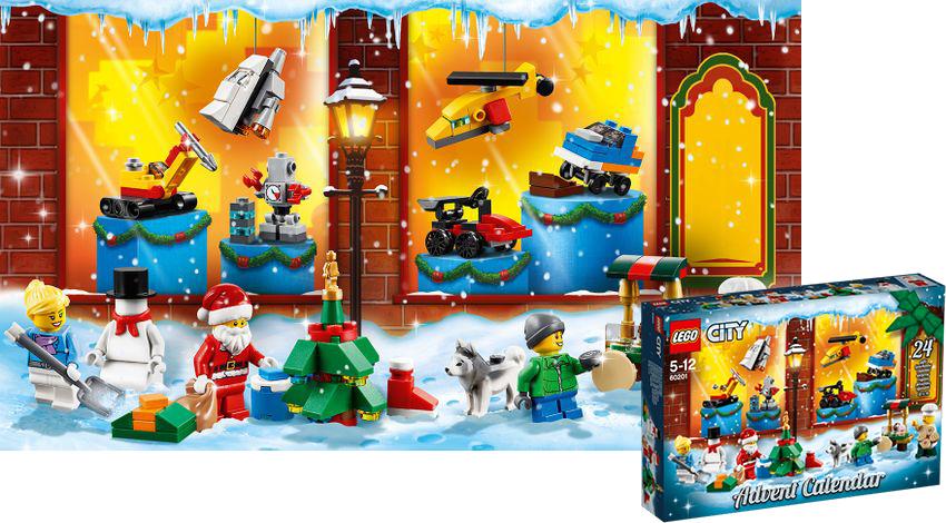 Lego Christmas Advent Calendars Now Reduced Bricksfanz