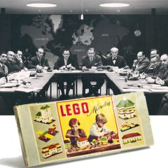 Explore The History Of LEGO