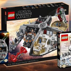 Introducing The LEGO Master Builders Series