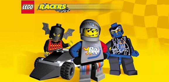 A Look At LEGO…. Racers