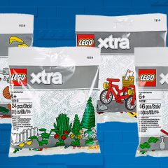 Bring A Little Xtra To Your LEGO Builds
